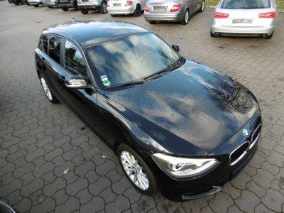BMW 118 d Aut. Navi Xenon Klimaaut.PDC Sitzheizung
