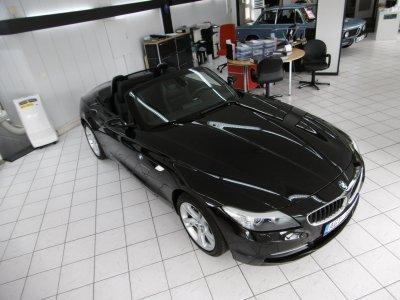 BMW Z4 sDrive 2.0iA  Leder Nav Xen Hifi USB Tempomat