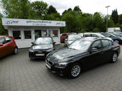 BMW 318 d Aut. Leder Navi Schiebedach Bluetooth PDC