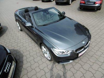 BMW 420 dA Cabrio SportLine Leder Navi Kamera Xenon