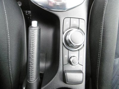 Mazda 2 Skyactive-G 75 Exclusive-Line Sitzheizung PDC