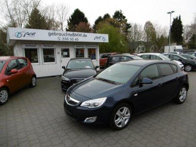 Opel Astra 1.6 Design Edition Automatik Klima PDC