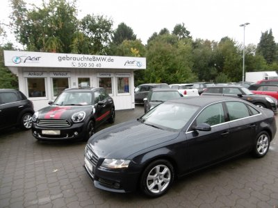 Audi A4 Attraction 2.0 TDI Sitzheizung PDC Tempomat