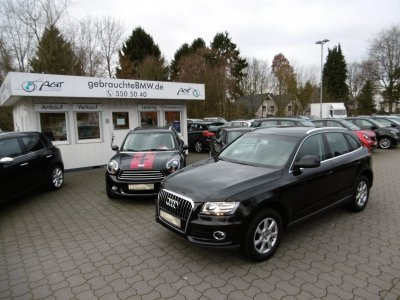 Audi Q5 2.0 TDI quattro Automatik Einparkhilfe Plus