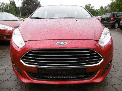 Ford Fiesta 1.0 SYNC Edition Klimaaut.Sitzheizung PDC